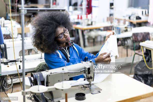 All round factory sewing machinist