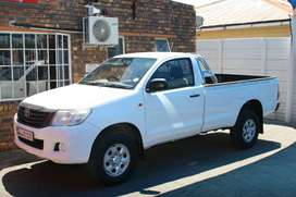 TOYOTA HILUX 2.5 D4D 4X4 LONG WHEEL BASE