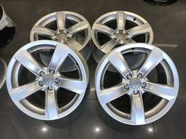 Audi A5 18 inch mags for sale!