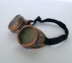 Стимпанк очки, умника (ботаника), растамана