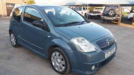 2005 Citroen C2 1.4 VTR for sale!