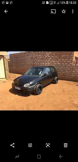 Selling an opel corsa lite 27000 swaps also welcome