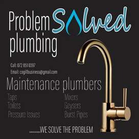 Problem Solved Plumbing