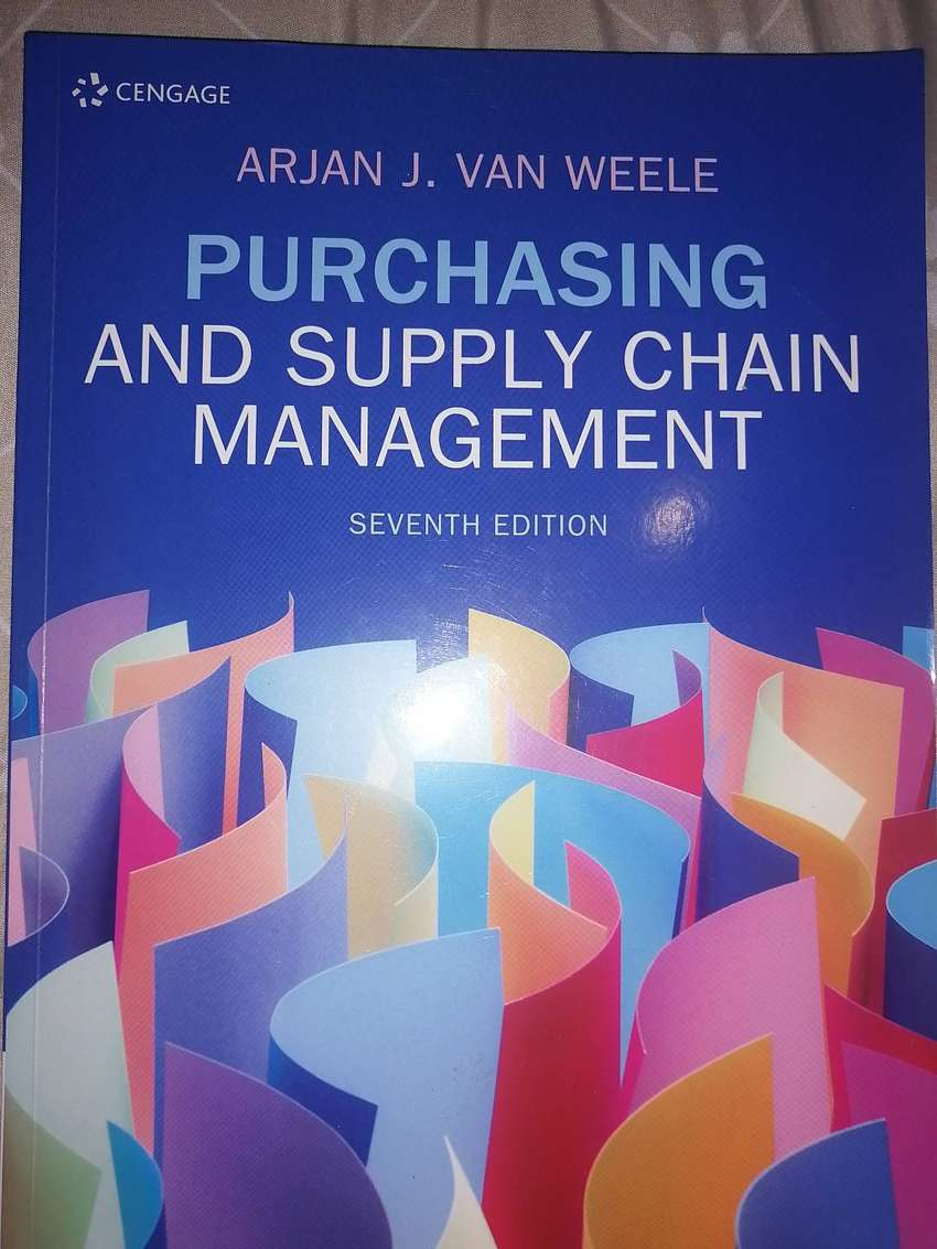 Purchasing and supply chain management 7th edition