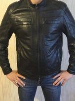 Куртка мужская кожа,осень/весна