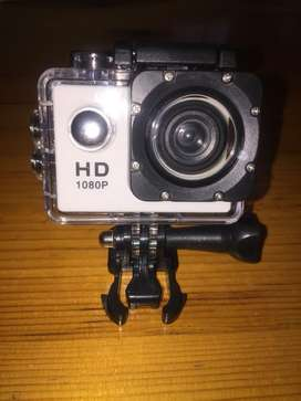 Action camera full HD 1080p brand new