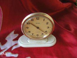 Часы будильник Слава Slava