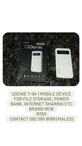 6 in 1 mobile device and modem