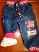 Штани джинси зима