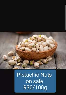 Pistachios in shell R30