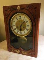 Часы с боем ЯНТАРЬ. 70-е годы