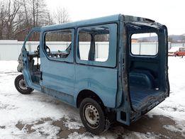Бампер Усилитель Renault Trafic Opel Vivaro Primastar Двери Замок Фара