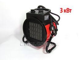 Тепловентилятор Crown 3 кВт керамический, электрическая тепловая пушка