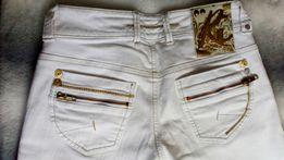 Spodnie Straight Leg r 36.