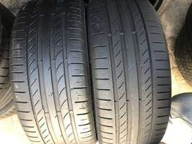 225/40R19 Continental ContiSportContact5 Run Flat Tyres | Mercedes Tyr