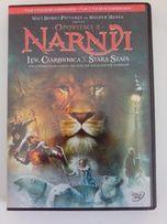 Film DVD Opowieści z Narnii Lew Czarownica i Stara Szafa