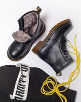 Ботинки зимние Dr Martens унисекс (МЕХ) Доставка 1-2 дня!(35-45)