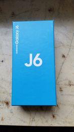 Samsung J6 Nowy czarny