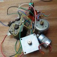 электродвигатель магнитофона