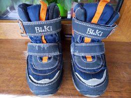 Сапожки, ботинки термо детские 4-5 лет