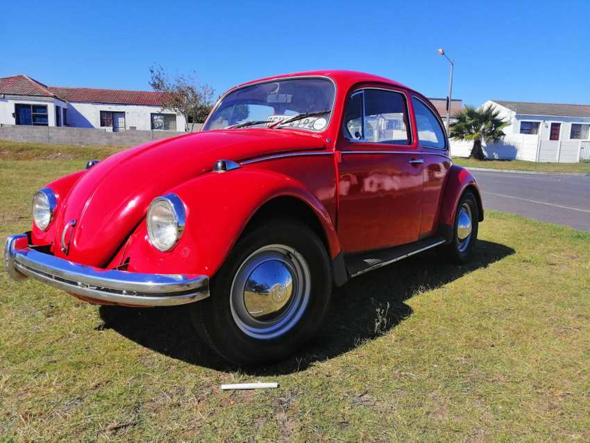 1970 Vw Beetle air-cooled For Sale 0