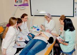 Обучение косметологии курсы косметолога коррекции бровей наращи ресниц