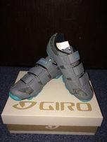 Велотуфли женские GIRO RIELA R II, размер 37, 23,5 см