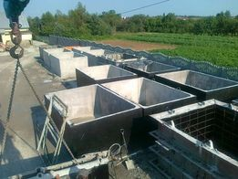 Szamba betonowe, Zbiornik na ścieki, Zbiorniki na szambo-dobra cena