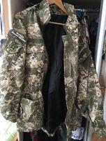 Камуфляж военная форма бушлат верхняя одежда