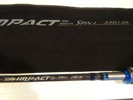 WĘDKA IMPACT SPIN 230/20 KONGER nowa sprzedam