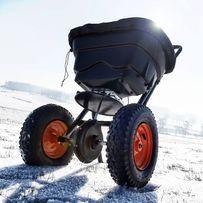 Siewnik rozsiewacz do kosiarki traktorka 36kg Fuxtec