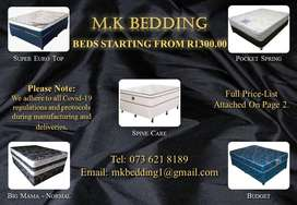 Brand New Beds At Wholesale Prices