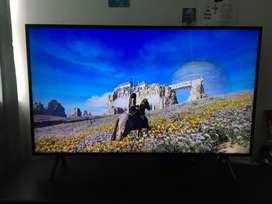 "Used 4K Samsung 43"" TV, Used 1TB PlayStation 4 and Used TV unit"