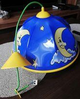 Lampa sufitowa dziecięca