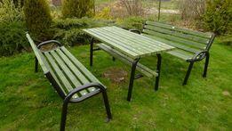 Ławka parkowa ogrodowa