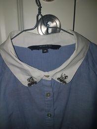 Reserved koszula błękitna rozmiar 38