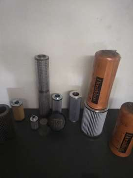 Donaldson and Hydac filters and filter elements