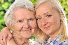 Уход за пожилым человека за право унаследования жилья.