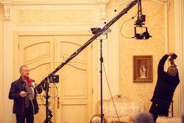 Аренда и видеосъемка с операторского крана
