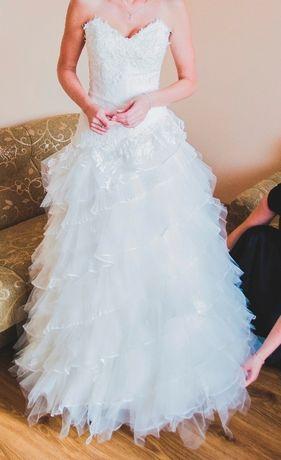 Suknia ślubna Władysławowo - image 3