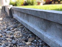 """Murki betonowe wzmacniane podmurówka """"RAMKA"""""""