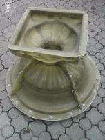 Формы для изготовления: скульптур, фигур, вазонов, фонтана из бетона