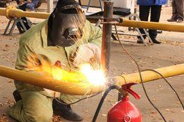 Модернизация катлов,врезка газового оборудования,сварочные работы!