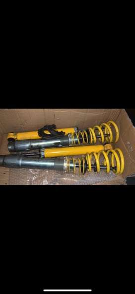 Bmw Fx coilovers