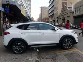Hyundai Tucson 1.6T 2018 model AUTO FOR SELL