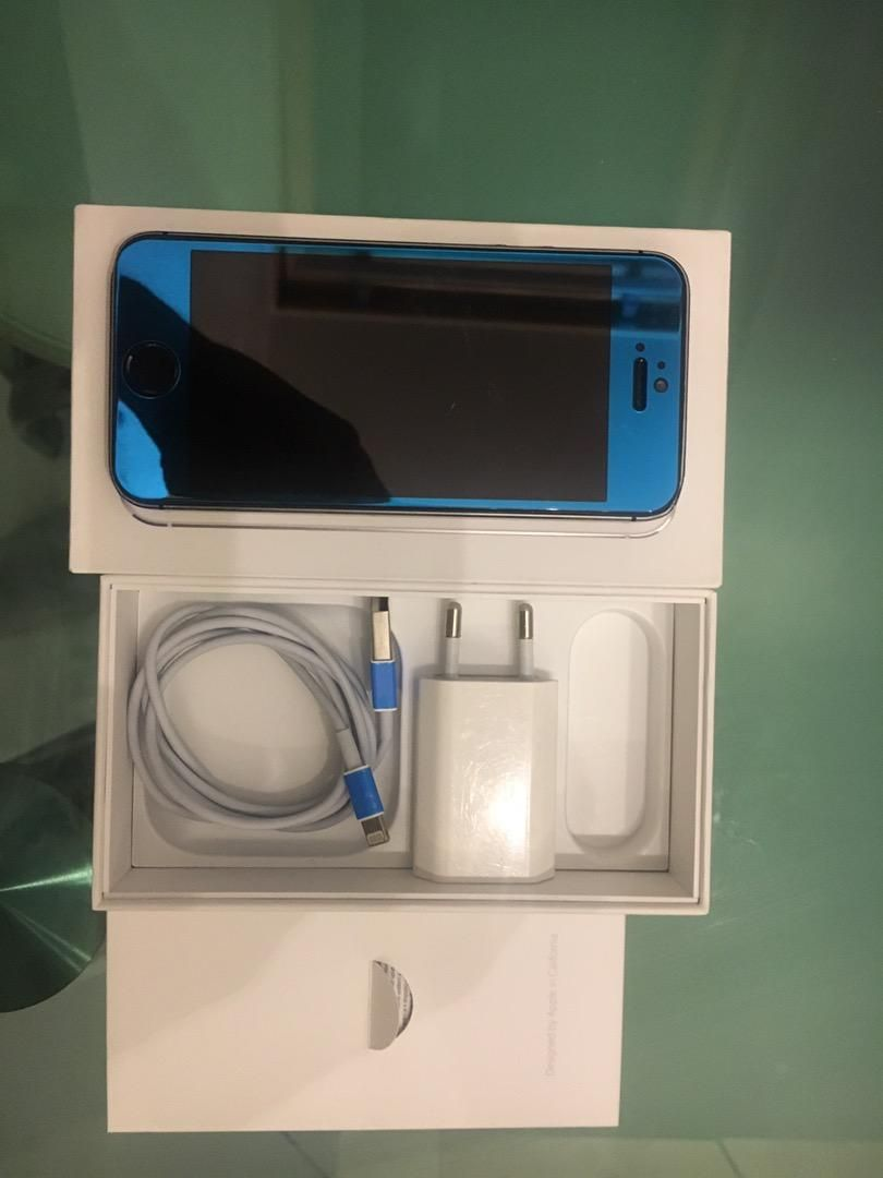 Iphone 5s 16gb komplet baleni 0