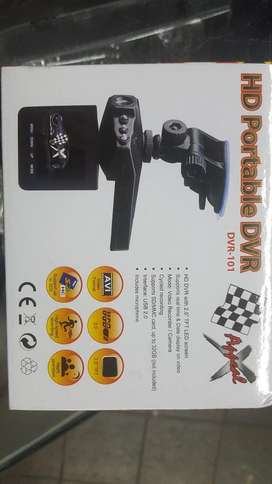 Portable dvr record anywhere from trucks cars bikes