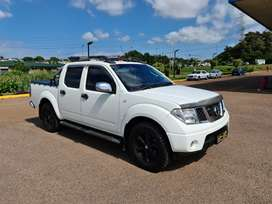 2008 NISSAN NAVARA 2.5D AUTO - EXCELLENT CONDITION