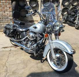 2011 Harley Davidson Heritage For Sale
