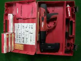 Hilti Dx 460 powder nail gun with mx 72 mag